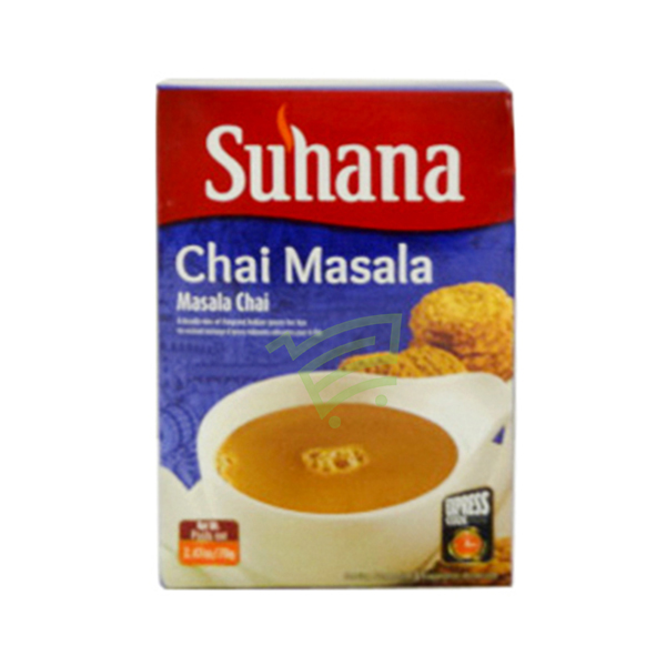 Indian grocery online - Suhana Chai Masala 70g - Cartly