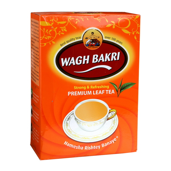 Indian grocery online - Wagh Bakri premium tea leaves - Cartly