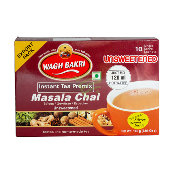Indian grocery online - Wagh Bakri Masala Tea 10 Bags - Cartly