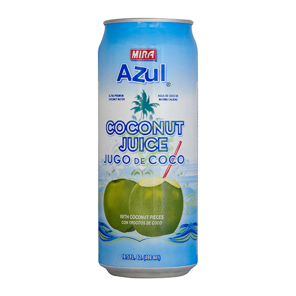 Indian grocery online - Azul Coconut Juice 490Ml - Cartly