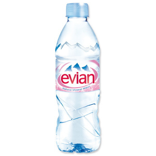 Indian grocery online - Evian natural water 500Ml - Cartly