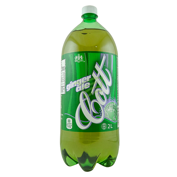 Indian grocery online - Cott Ginger Ale 2l - Cartly