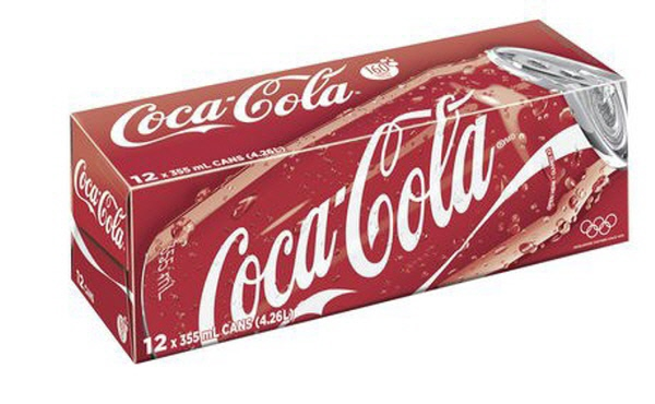 Indian grocery online - Coca Cola 12x355Ml cans - Cartly