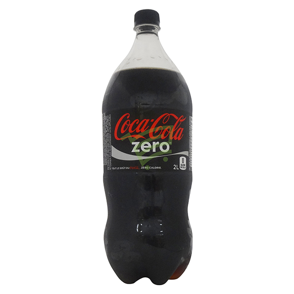 Indian grocery online - Coca-cola Zero 2L - Cartly