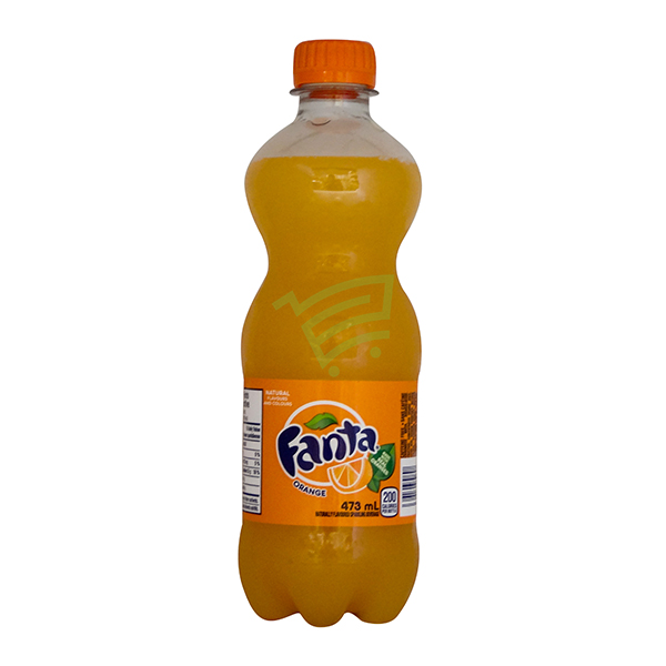 Indian grocery online - Fanta 473Ml - Cartly
