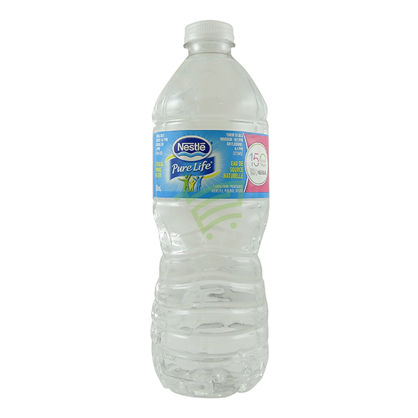 Indian grocery online - Nestle Purelife Water Bottle 500ml - Cartly