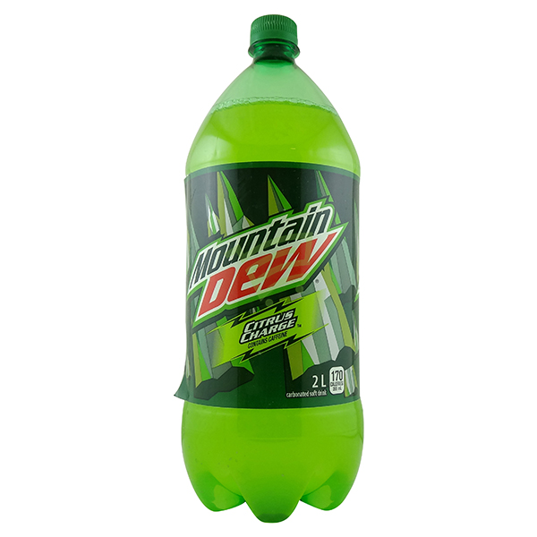 Indian grocery online - Mountain Dew Citrus Charge 2l - Cartly