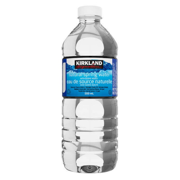 Indian grocery online - Kirkland Spring water 500ml - Cartly
