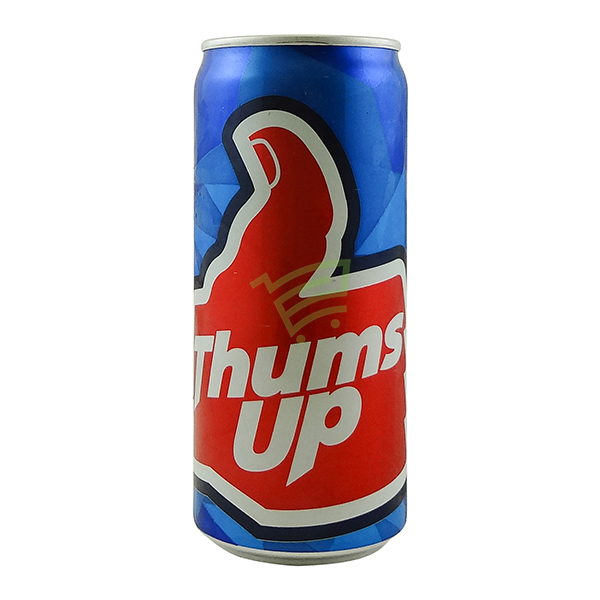 Indian grocery online - ThumsUp Can 300 ml - Cartly