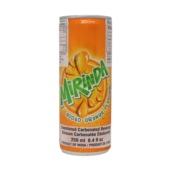 Indian grocery online - Mirinda 250Ml - Cartly