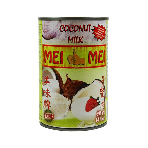 Indian grocery online - Mei Mei Coconut Milk 398Ml - Cartly