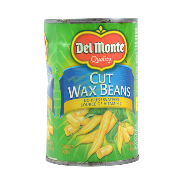 Indian grocery online - Del Monte Cut W. Beans 398Ml - Cartly