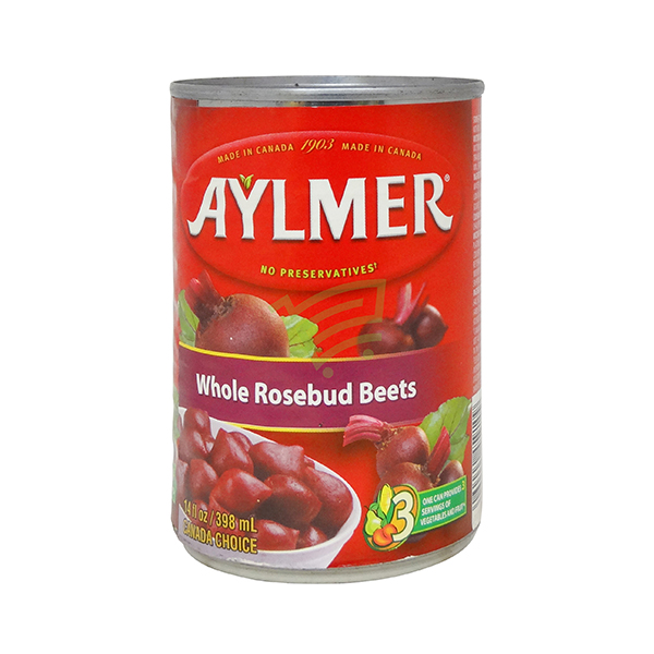 Indian grocery online - Aylmer Whole Rosebud  Beets 398Ml - Cartly
