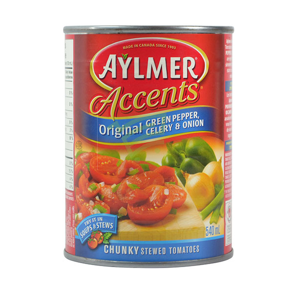 Indian grocery online - Aylmer Stewed Tomatoes 540Ml - Cartly