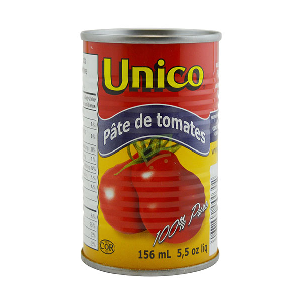 Indian grocery online - Unico Tomato Paste 156Ml - Cartly