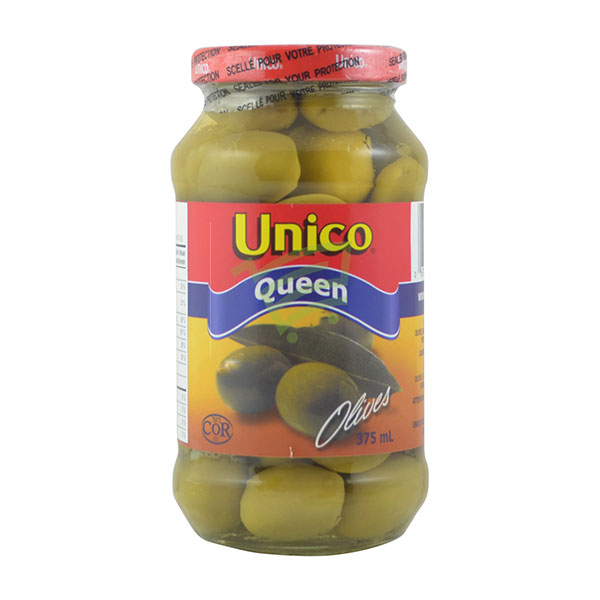 Indian grocery online - Unico Queen Olives 375Ml - Cartly