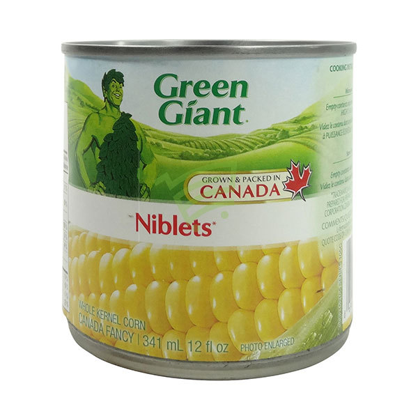 Indian grocery online - Green Giant Niblet Corn 341Ml - Cartly