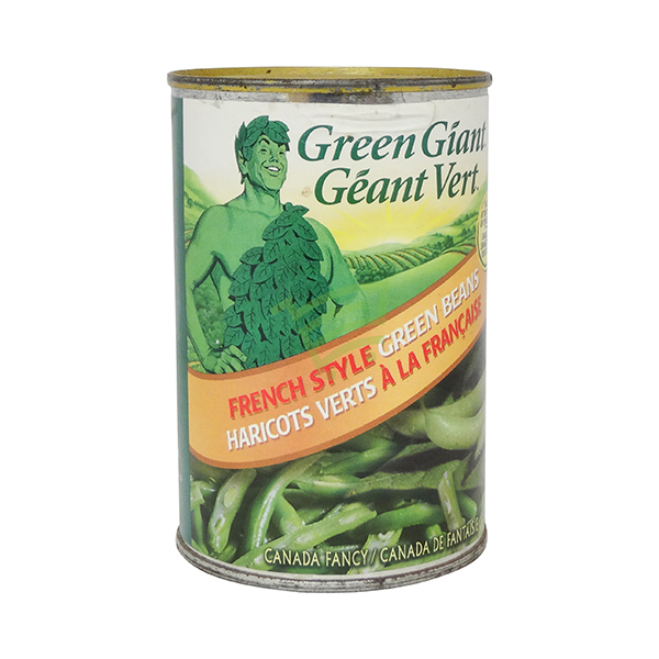 Indian grocery online - Green Giant  French Style Beans 398Ml - Cartly