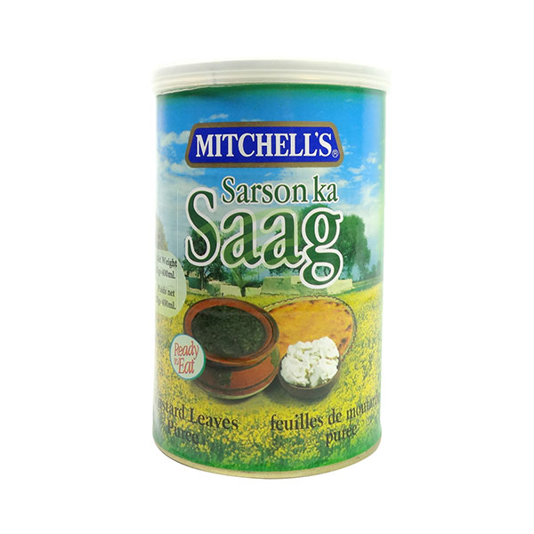Indian grocery online - Mitchell's Saag 425G - Cartly
