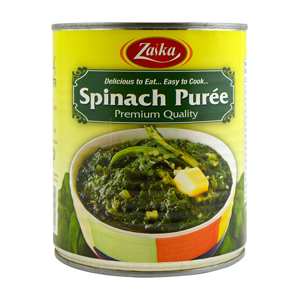 Indian grocery online - Zaika Spinach Puree 795G - Cartly