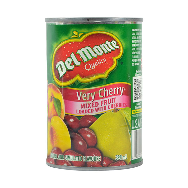 Indian grocery online - Del Monte Fruit/Cherry 398Ml - Cartly