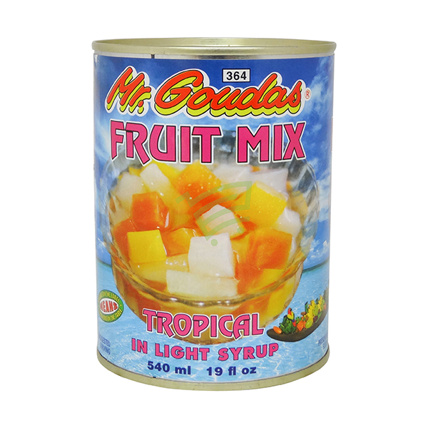 Indian grocery online - Mr.Goudas Fruit Mix 540Ml - Cartly