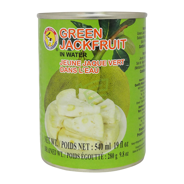 Indian grocery online - TAS Green Jack Fruit 540Ml - Cartly