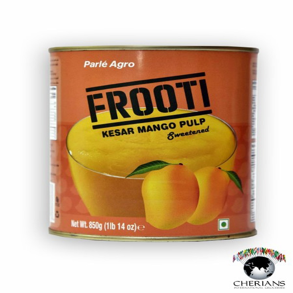 Indian grocery online - Frooti Kasar Mango Pulp 850G - Cartly
