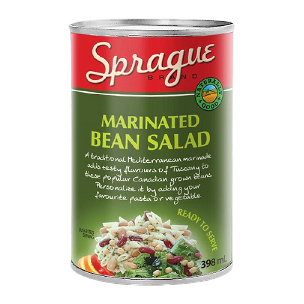 Indian grocery online - Sprague Marinated Beansalad - Cartly