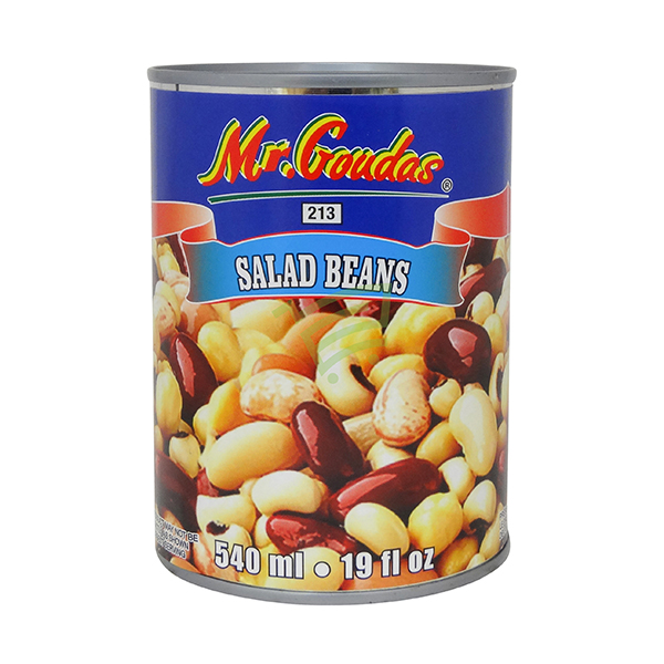 Indian grocery online - Mr.Goudas Salad Beans 540Ml - Cartly