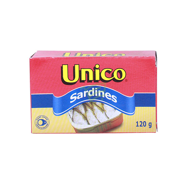 Indian grocery online - Unico Sardines 120G - Cartly