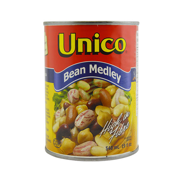 Indian grocery online - Unic   Bean Medley 540Ml - Cartly