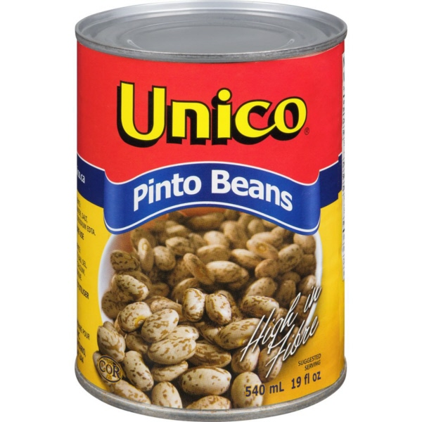 Indian grocery online - Unico Pinto Beans 540ml - Cartly