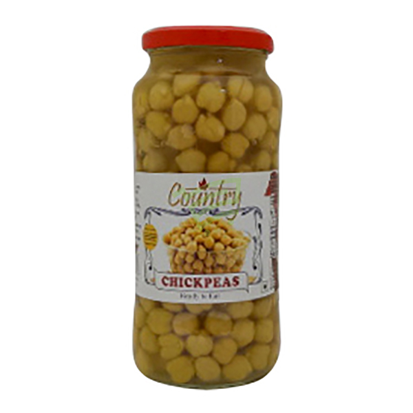 Indian grocery online - Country Chick Peas 540g - Cartly