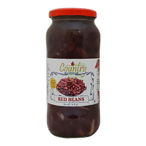 Indian grocery online - Country Red Bean 540g - Cartly
