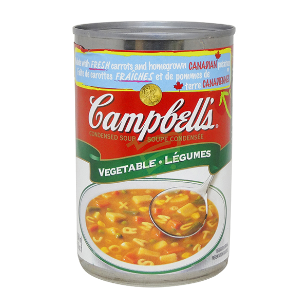 Indian grocery online - Campbell's Veg Soup Condensed 284Ml - Cartly