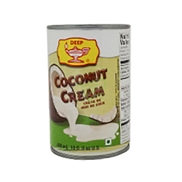 Indian grocery online - Deep Coconut Cream 400ml - Cartly
