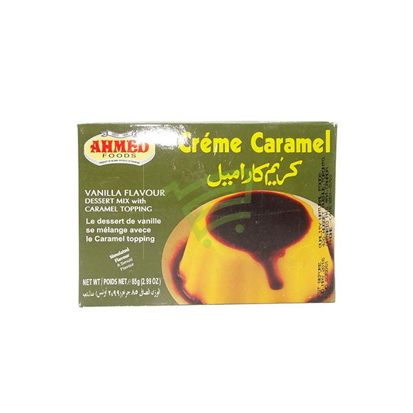 Indian grocery online - Ahmed Jelly Crystals Caramel 85G - Cartly