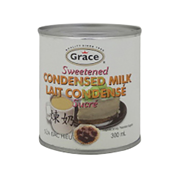 Indian grocery online - Grace Sweetened Condensed Milk 300ml - Cartly