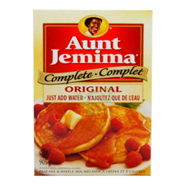 Indian grocery online - Aunt J P-cake Mix Orig 905g - Cartly