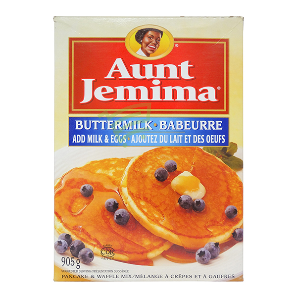 Indian grocery online - Aunt Jemima Pan Cake Mix Butter & Milk 905G - Cartly
