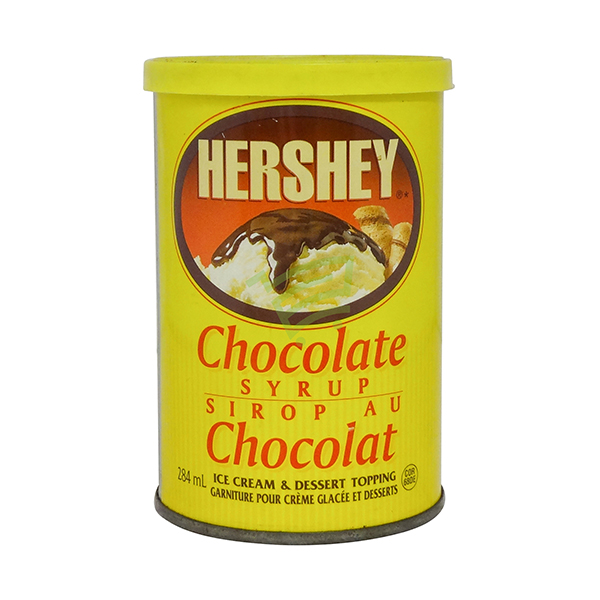 Indian grocery online - Hershey Syrup Chocolate 284Ml - Cartly