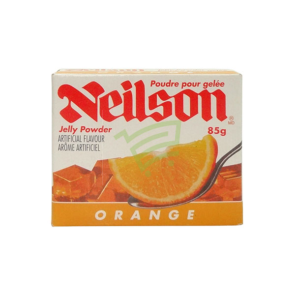 Indian grocery online - Neilson Jelly Powder Orange 85G - Cartly