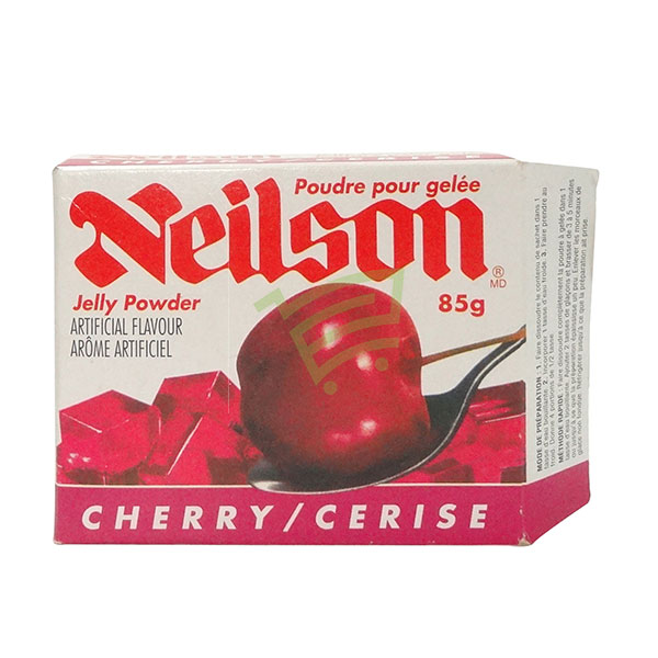 Indian grocery online - Neilson Jelly Powder Cherry 85G - Cartly
