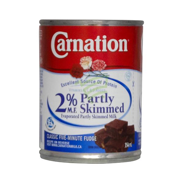 Indian grocery online - Carnation 2% Skimed Milk 354Ml - Cartly