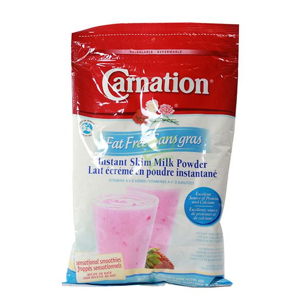 Indian grocery online - Carnation Fat Free Skim Milk Powder 500G - Cartly