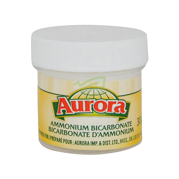 Indian grocery online - Aurora Ammonium Bicarbonate 30G - Cartly