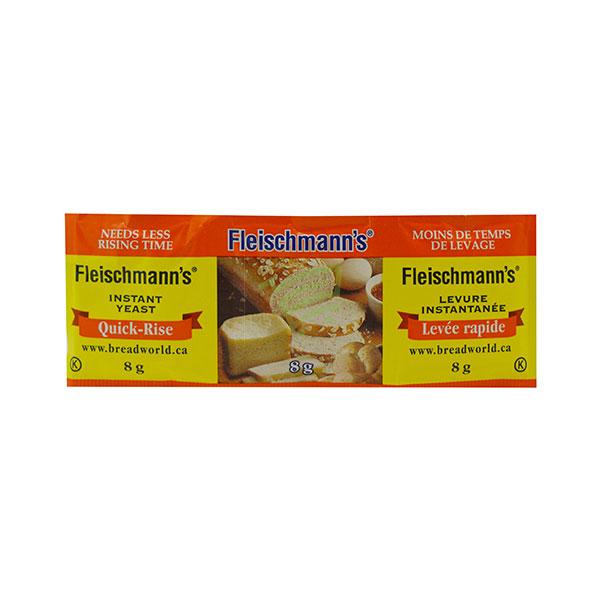 Indian grocery online - Fleischmann's Instant Yeast 8G - Cartly