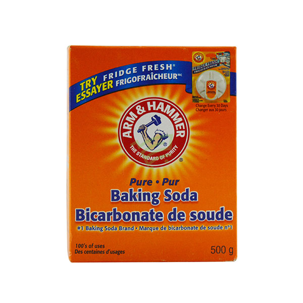 Indian grocery online - Arm & Hammer Baking Soda 500G - Cartly