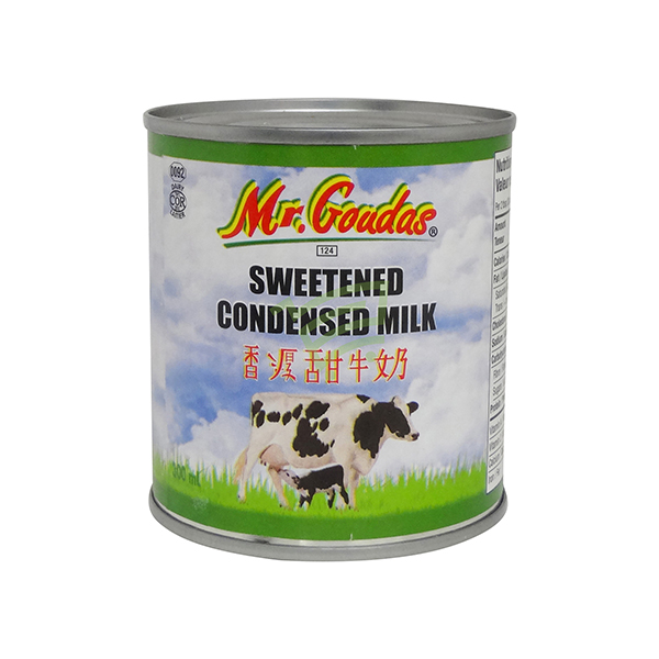 Indian grocery online - Mr.Goudas Sweetended Milk 300Ml - Cartly
